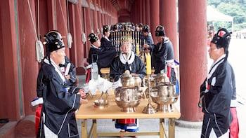 Halbtagesausflug zum Weltkulturerbe von Seoul