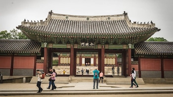 Changdeok Palace & Bukchon Hanok Village Morning Tour