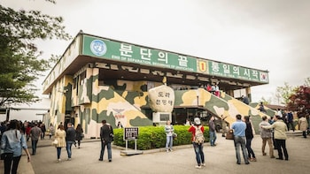 Afternoon Excursion to the Korean DMZ (No Shopping)