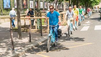 Small-Group Off-the-Beaten-Path Bike Tour of the Marais & Latin Quarter