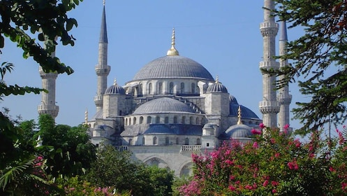 Capitol building in Istanbul.