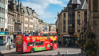 Inverness Hop-On Hop-Off Bus Tour