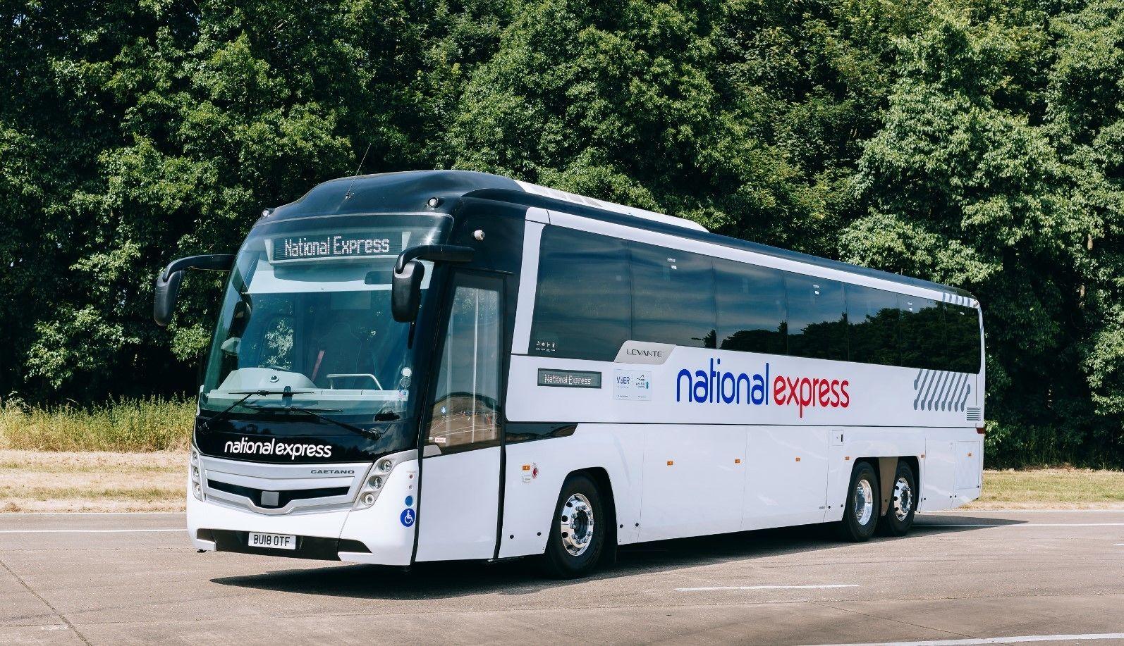 Delt buss – fra Gatwick lufthavn (LGW) til Heathrow lufthavn (LHR)