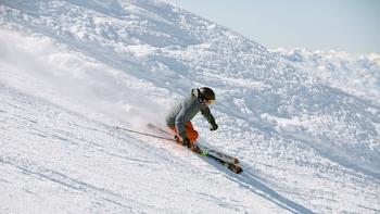 Downtown Salt Lake City: Ski Rental Package