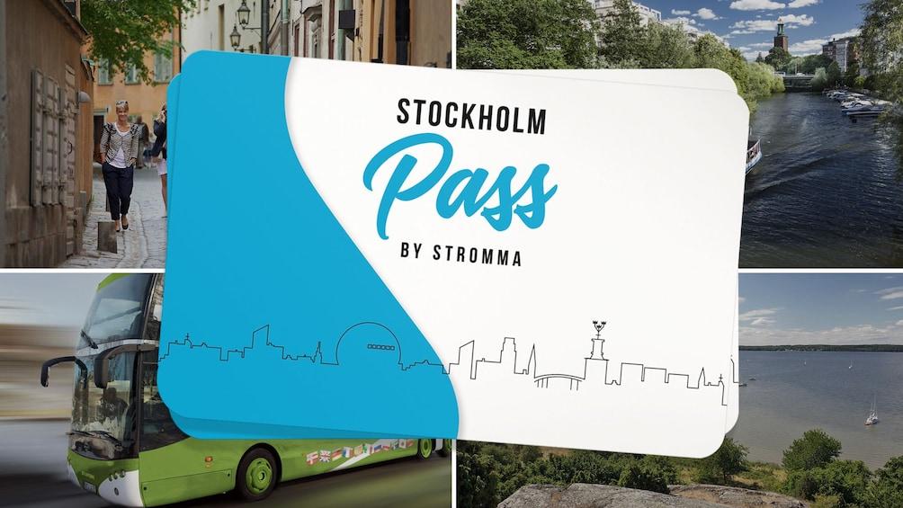 Foto 1 von 10 laden Stockholm pass card