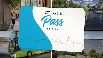 Stockholm Pass: mehr als 60 Attraktionen, Hop-on-Hop-off-Ticket und Sightse...