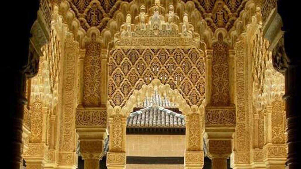 Show item 10 of 10. golden interior in seville