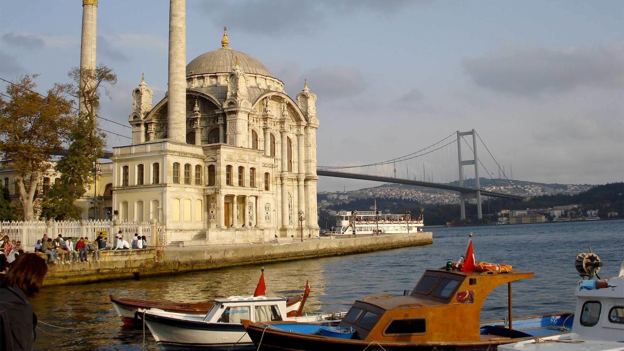 Istanbul Old City & Spice Bazaar with Bosphorus Cruise