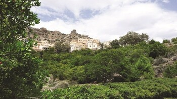 Jebel Akhdar full day tour