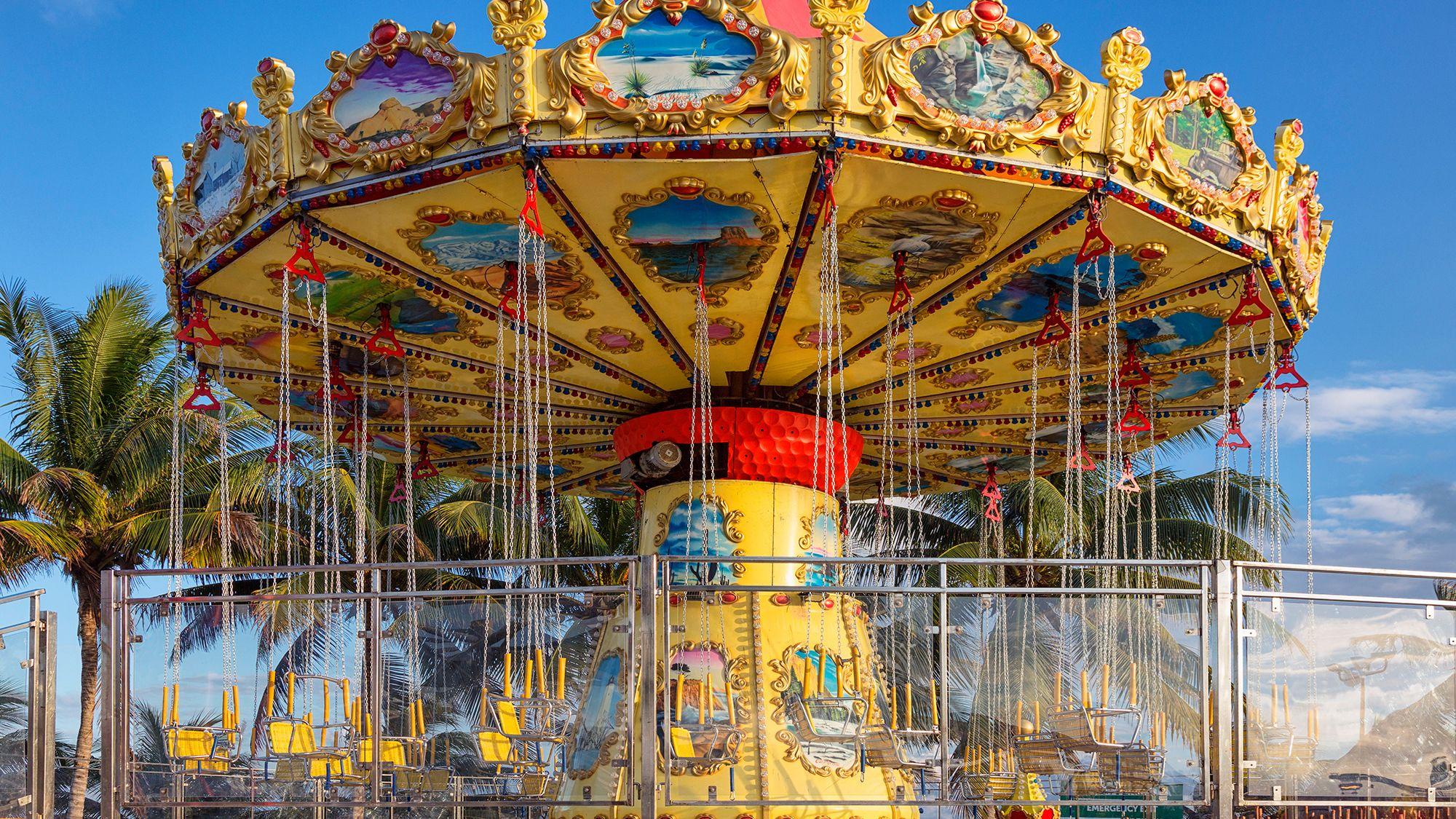 Ventura Park carousel