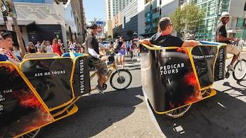 Downtown Pedicab Tour