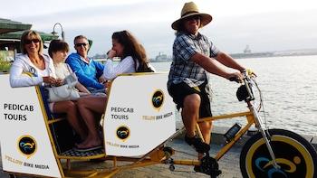 Harbor Pedicab Tour