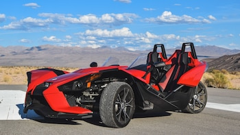 Catapult - 3 Wheel Sports Car Valley of Fire Tour