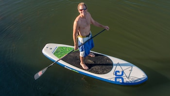 Inflatable Stand-Up Paddleboard Rental