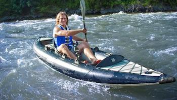 2-Person Inflatable Kayak Rental