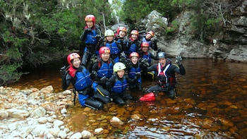 Cradle Mountain Canyoneering Experience