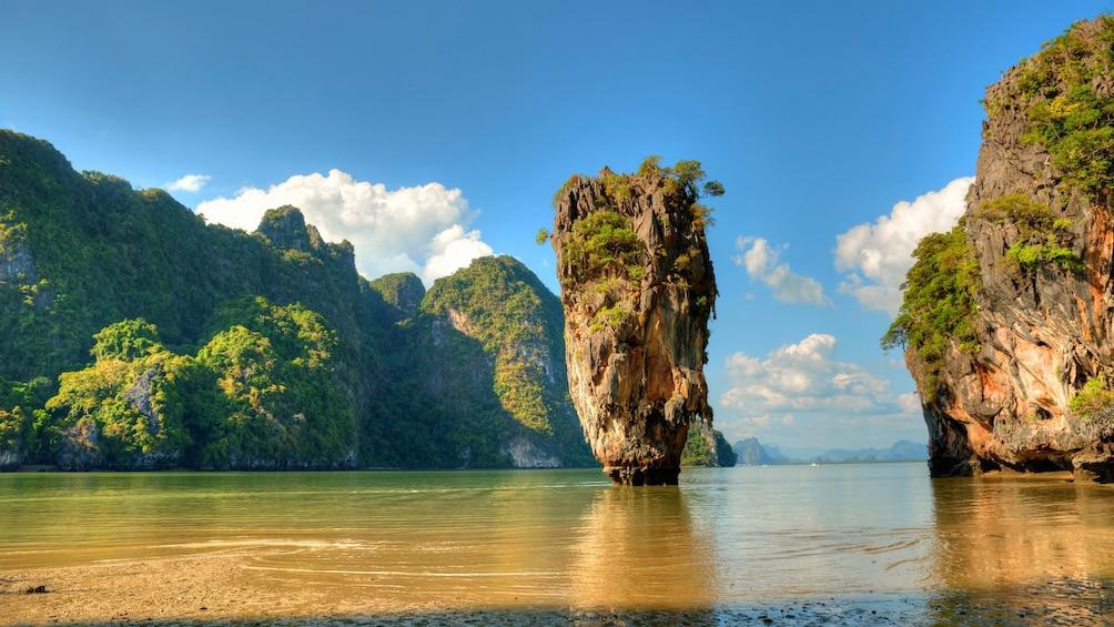 正在顯示第 4 張相片,共 5 張。 scenery on tour in Phuket