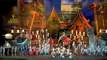 Bangkok Siam Niramit Show at the Grand Theatre