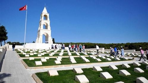 Gallipoli in Turkey