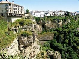 Excursion privée d'une demi-journée à Ronda au départ de Marbella ou Malaga
