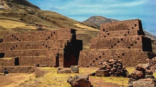 Pikillaqta ruins.