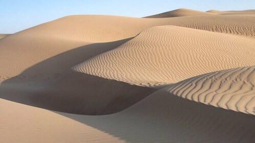 Dunes in Lima