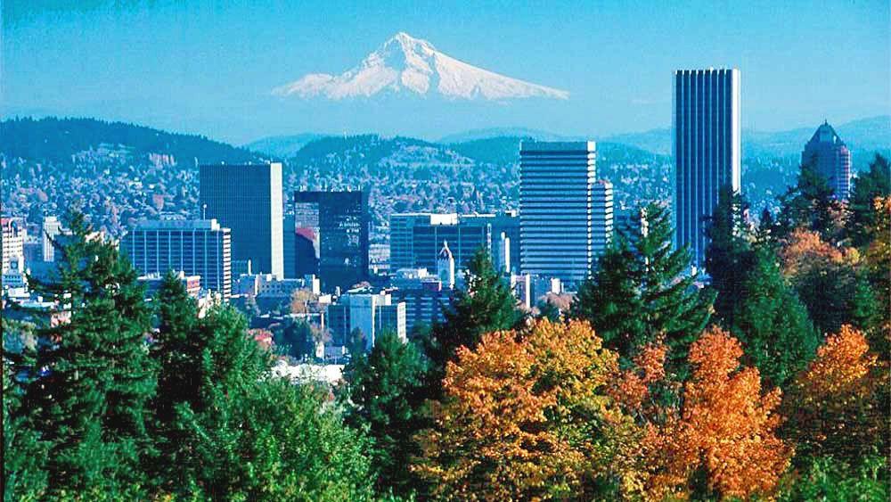 Top Portland City Sights Tour