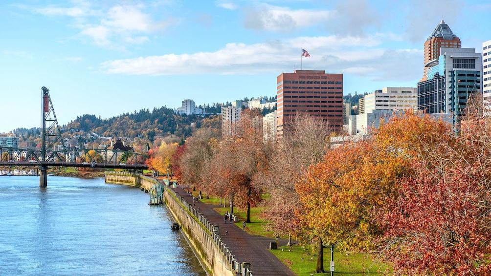 Portland Morning City Tour