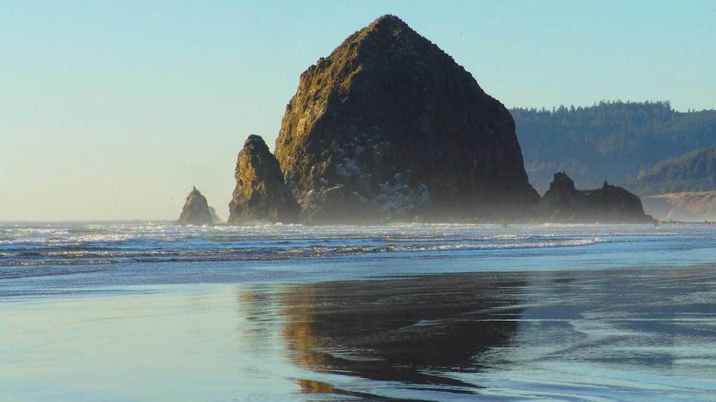 Foto 3 von 10 laden Sunset view of the Oregon coast