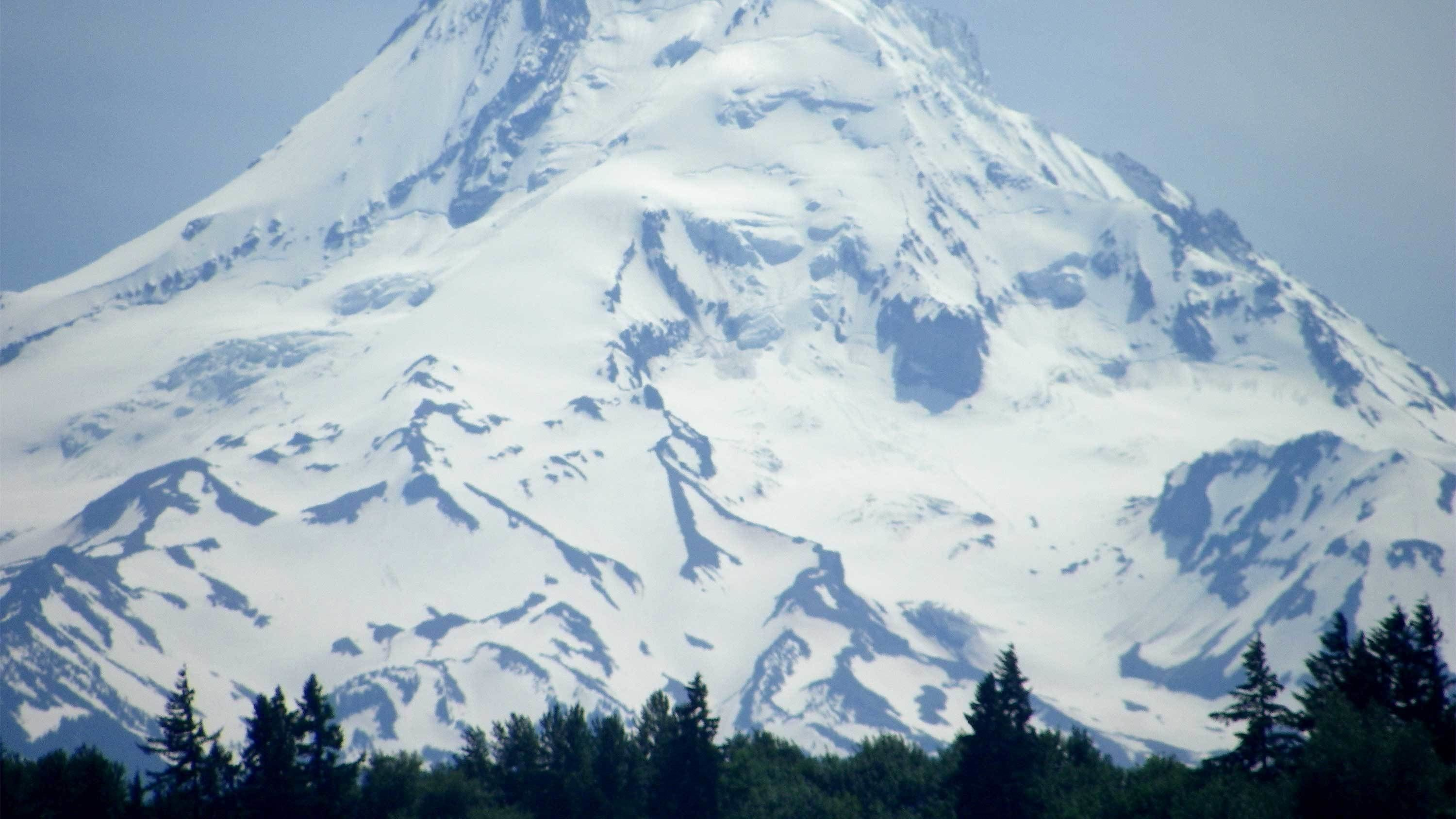 View of Mt. Hood