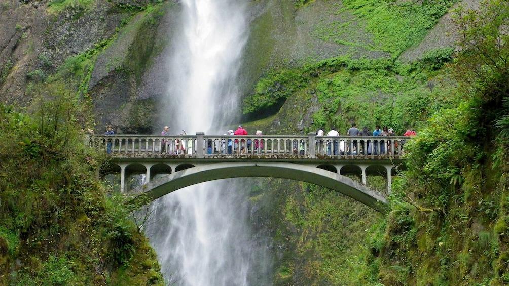 Waterfalls in Portland