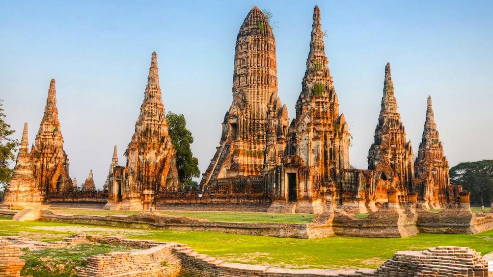 Show item 1 of 8. Wat Chaiwatthanaram in Bangkok
