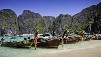 Travstore Phi Phi Cruise – heldagstur, lunsj inkludert
