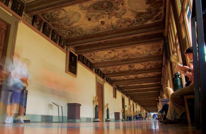 แสดงภาพที่ 5 จาก 6 Skip-the-Line: Uffizi Gallery Guided Tour