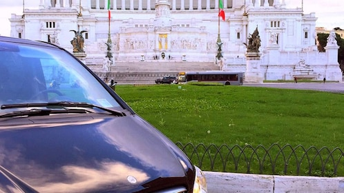 View of the Rome City Driving Tour