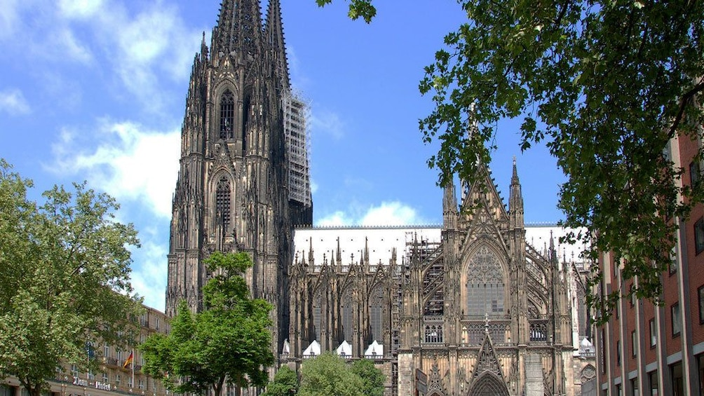 Show item 3 of 5. Medieval cathedral in Cologne