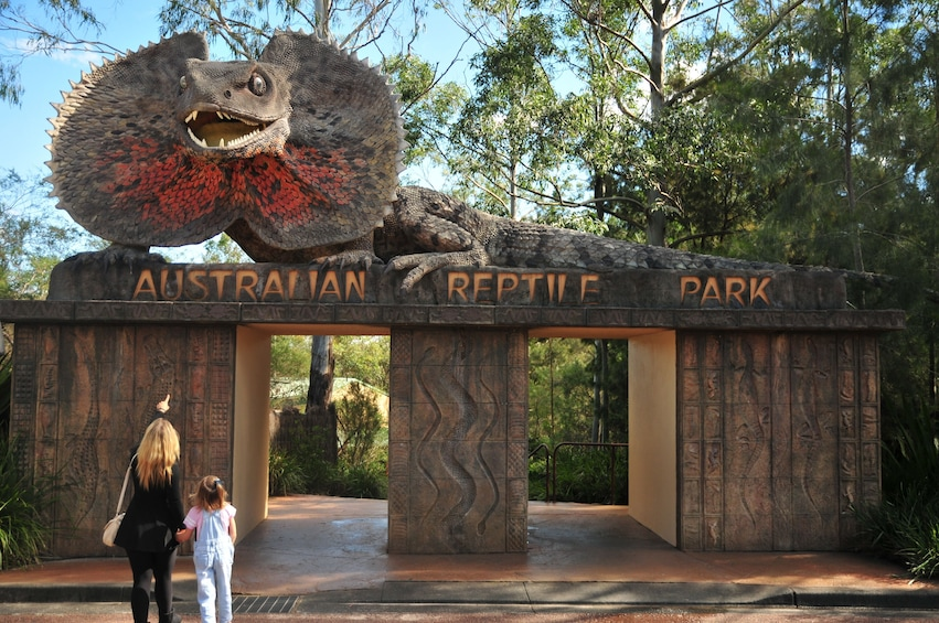 Show item 10 of 10. Australian Reptile Park Admission Tickets