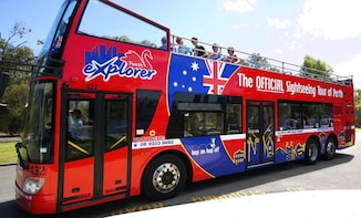 Hop-On Hop-Off City Bus Tour