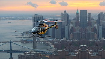 Grand Island Helicopter Tour