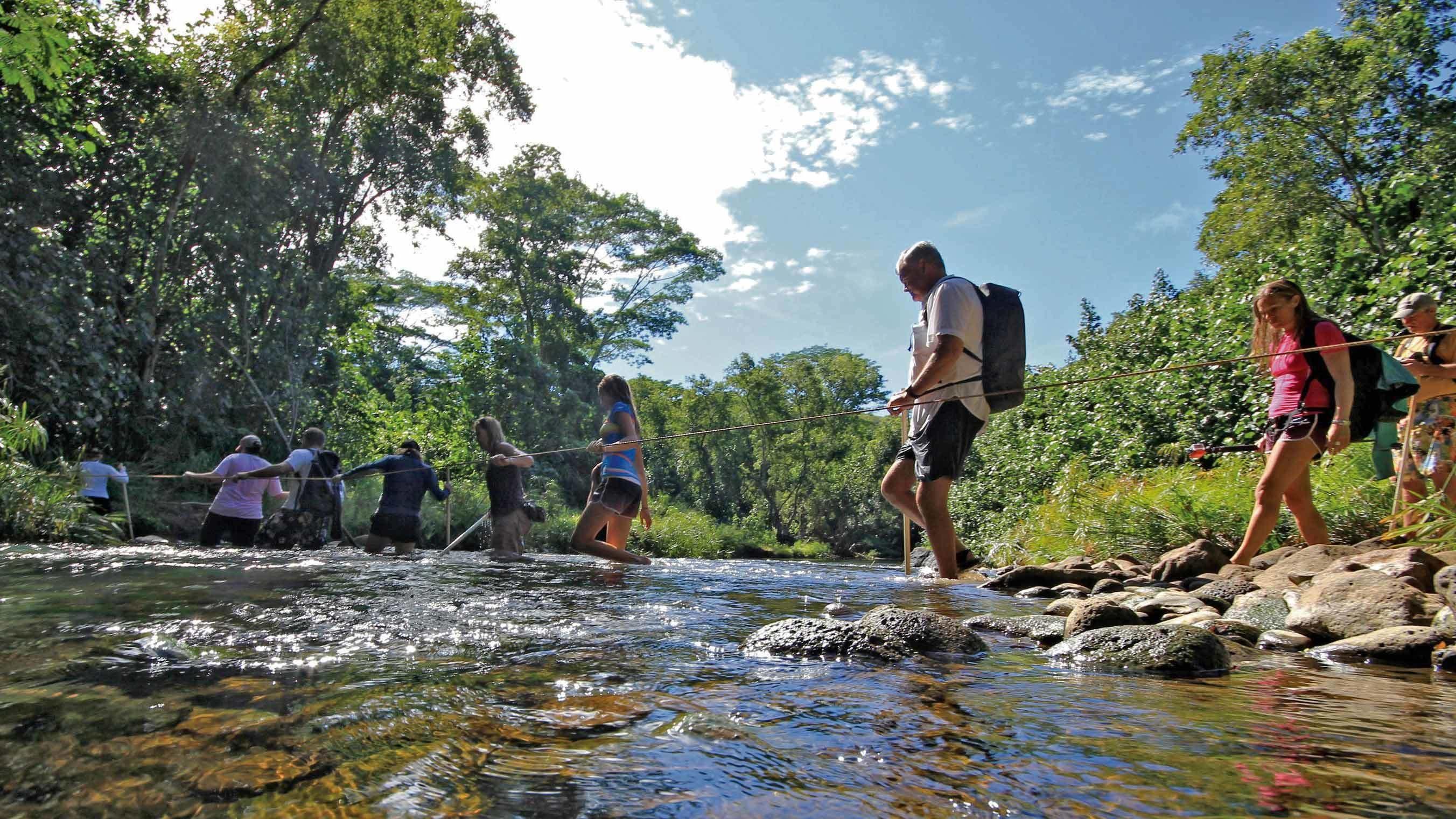 5-Hour Secret Falls Kayak/Hike