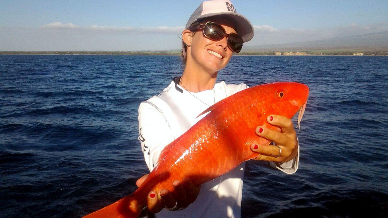 Maui-Style Bottom Fishing