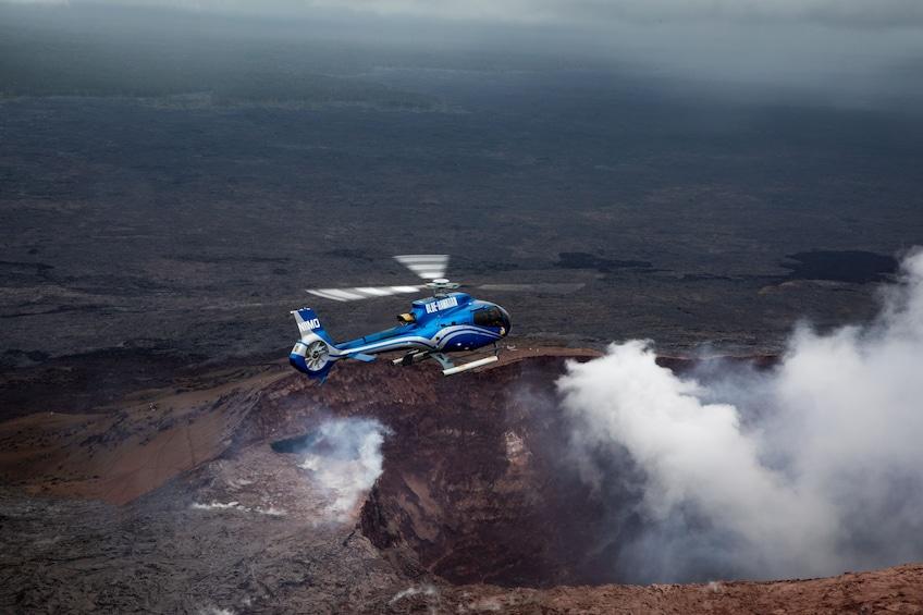 Big Island Spectacular with Optional Waterfall Landing