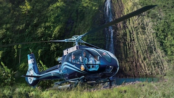 Big Island Spectacular with Optional Waterfall Landing