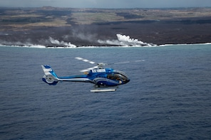 Show item 2 of 9. Hilo Fire & Falls Helicopter Tour