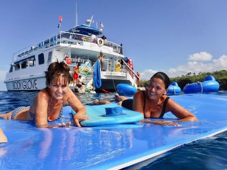 Deluxe Snorkel BBQ & Dolphin Watch