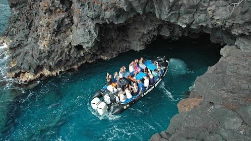 Boat in Hawaii