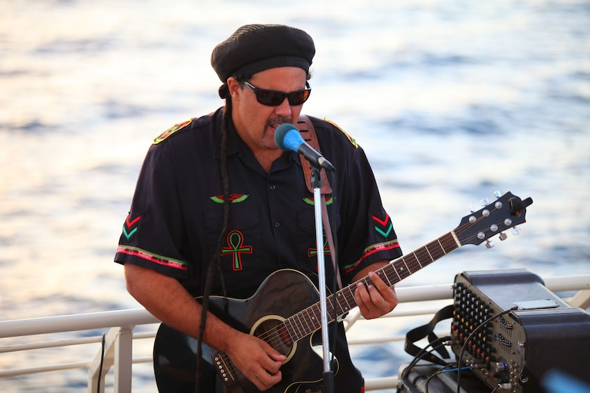 Show item 1 of 8. Island Rhythms Sunset Cruise