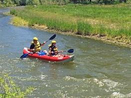 Half-Day Whitewater Kayaking Tour
