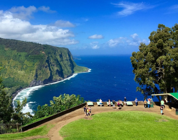 Show item 4 of 10. Big Island in a Day: Volcanoes, Waterfalls, Small Group Tour