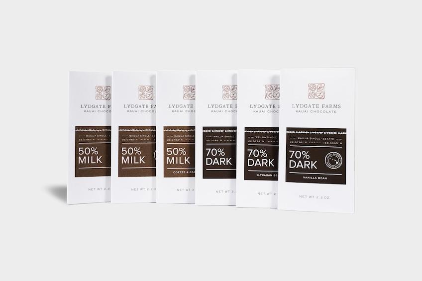Show item 3 of 10. Lydgate Farms Kauai Chocolate